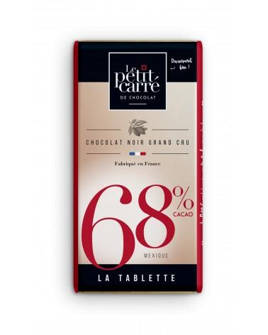 68% Mexique pack 10 tablettes