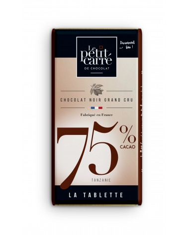 75% from Tanzania 10 bars pack